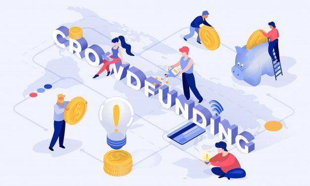 O que é crowdfunding?
